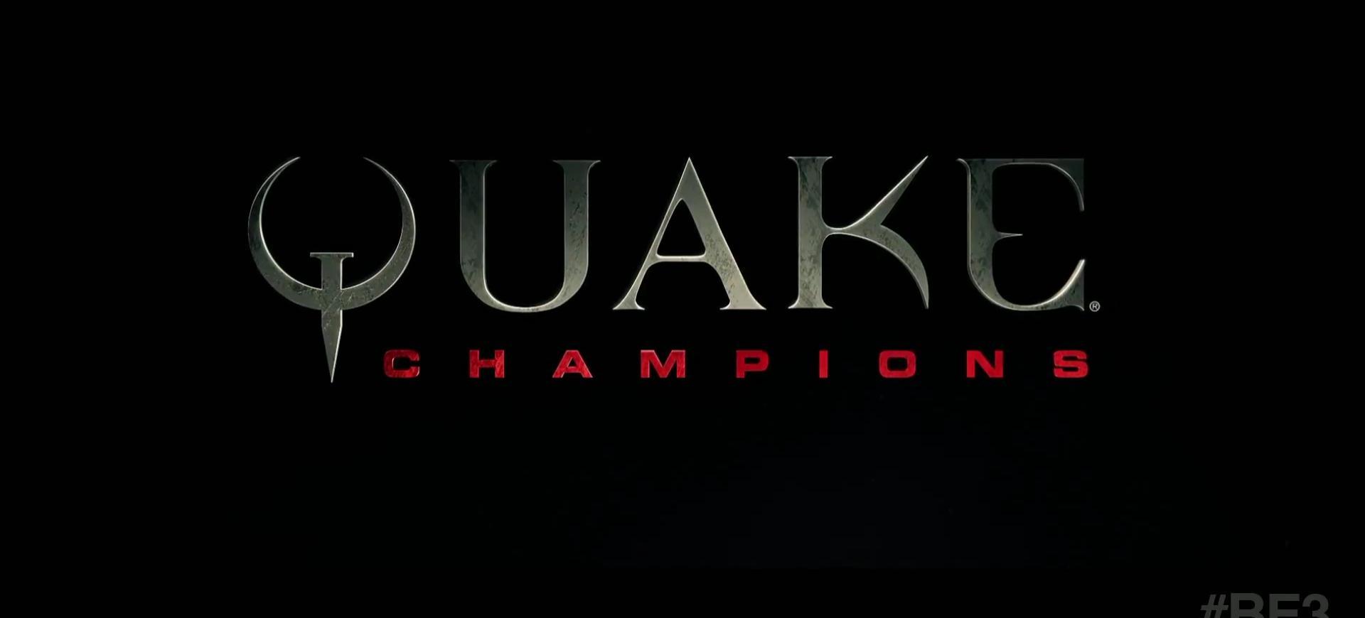 E3 2016: Bethesda công bố tựa game Quake Champions – Tin Game
