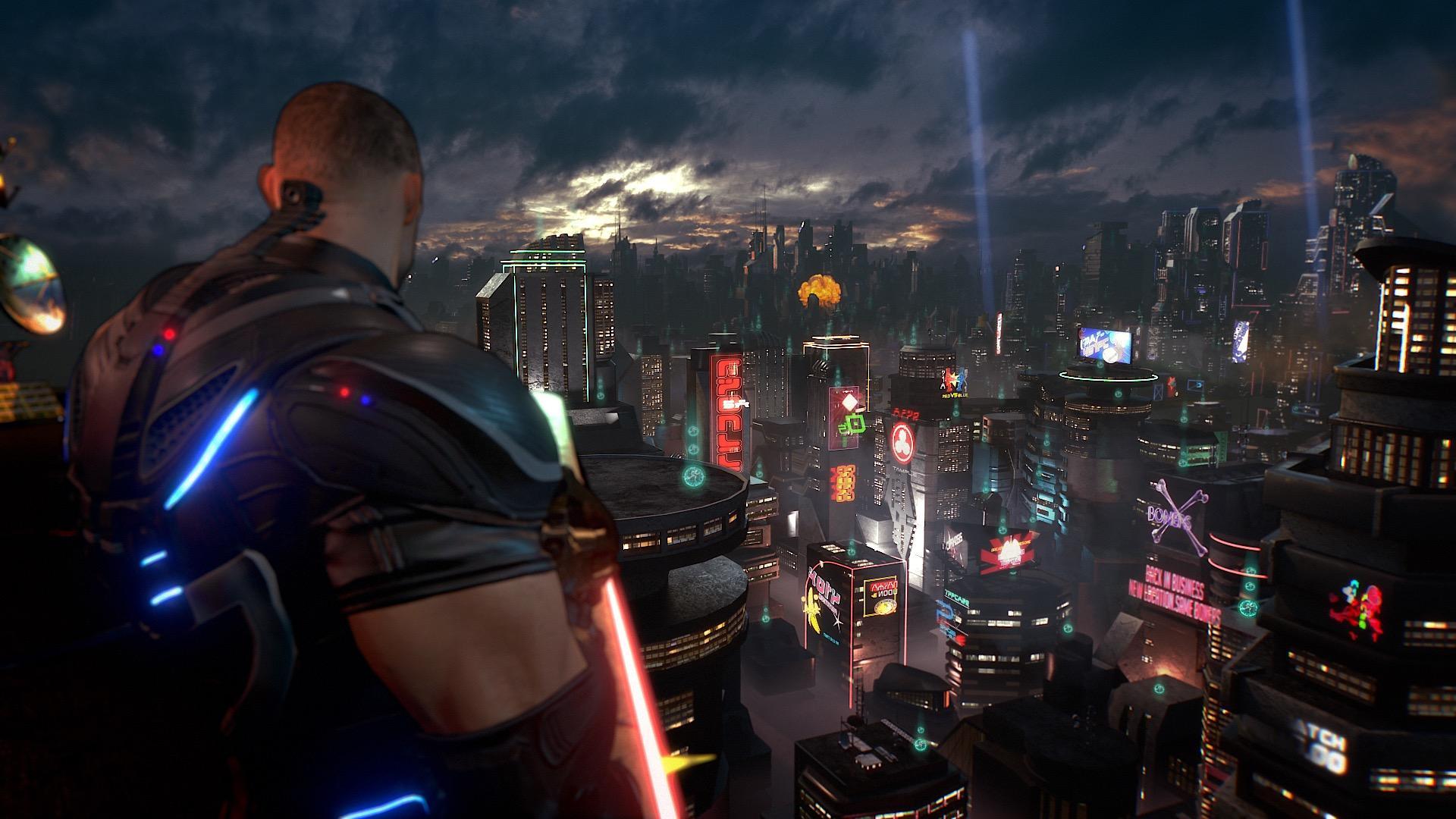 E3 2016   Crackdown 3 bị trì hoãn đến năm 2017 – Tin Game