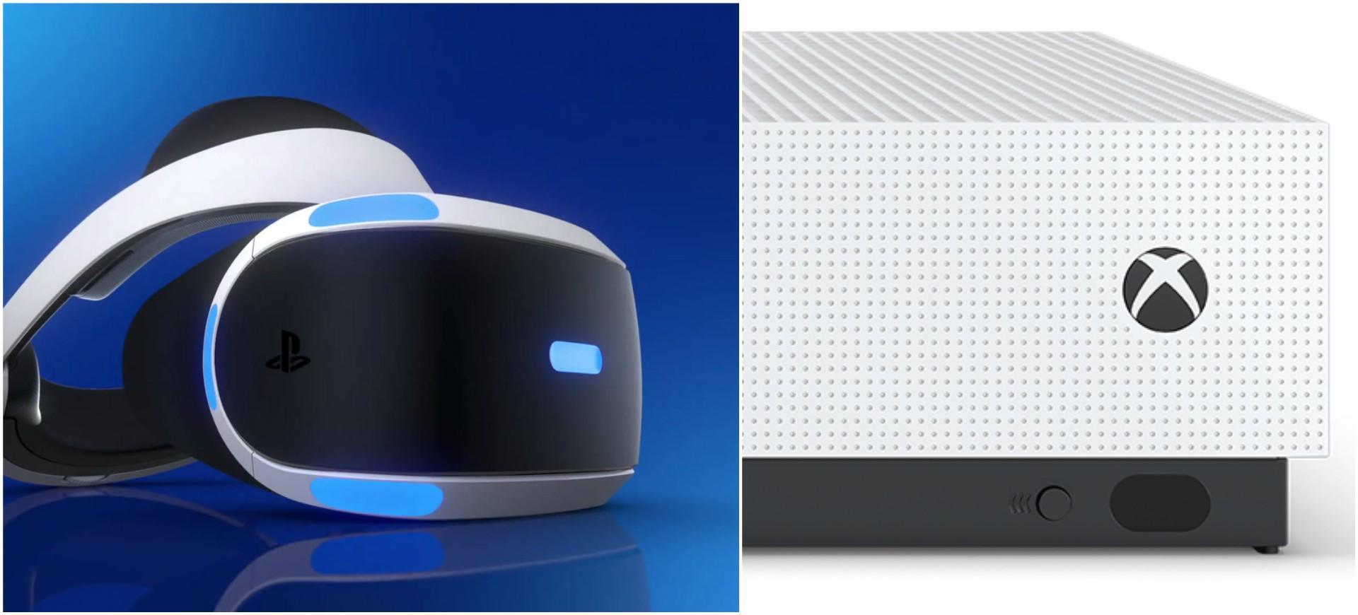 E3 2016   Nhìn lại: Sony vs Microsoft - Khi tất cả đều chiến thắng