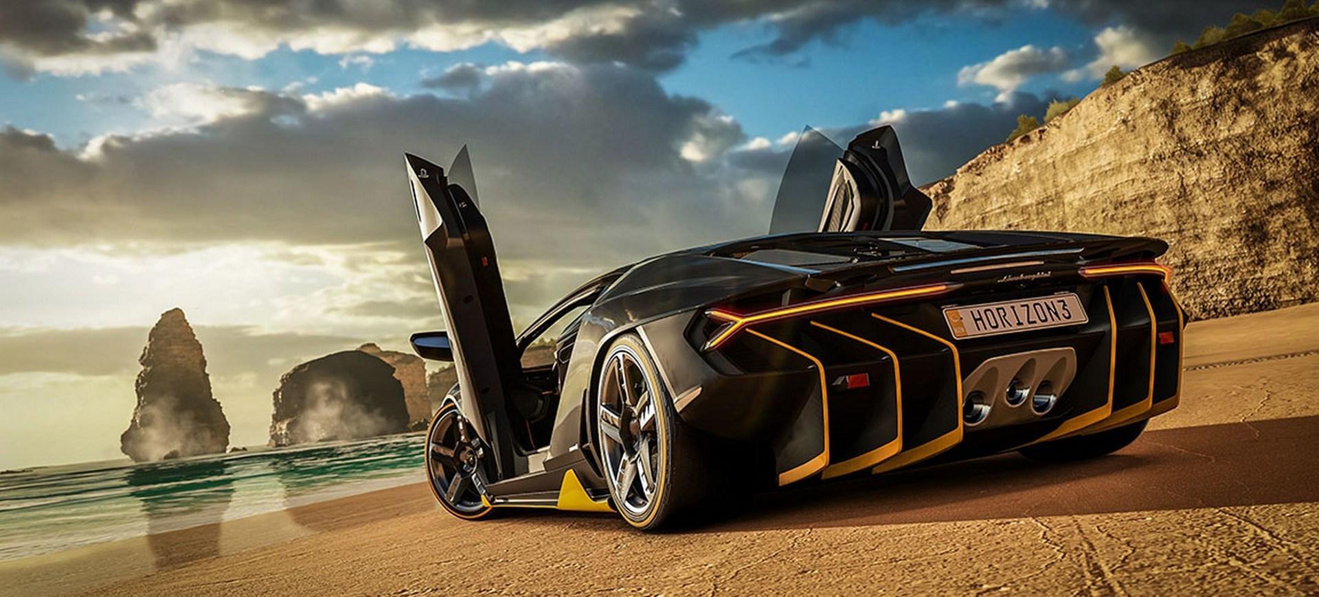 E3 2016   Forza Horizon 3 - Lễ hội thần gió - Giới Thiệu Game