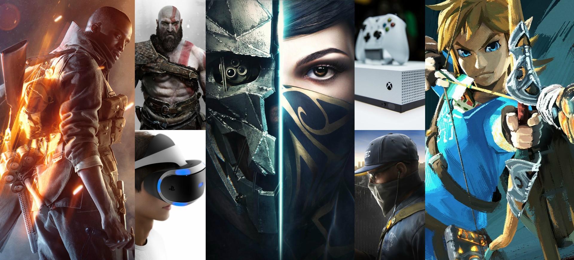 E3 2016   Những sự kiện nổi bật nhất