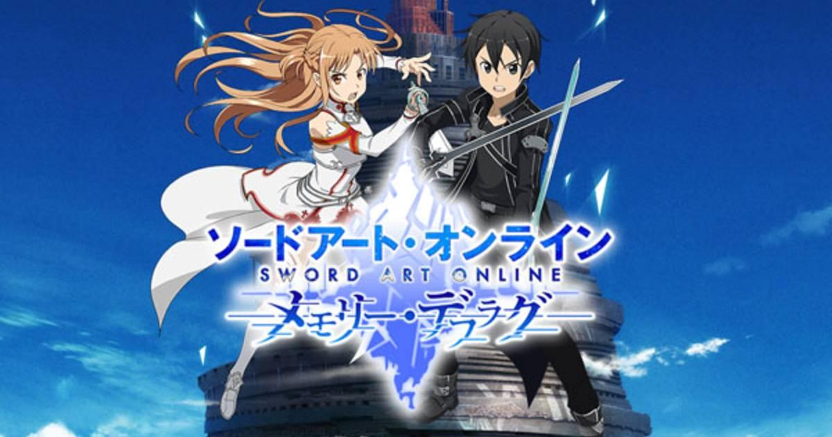 Sword Art Online: Memory Defrag mở cửa đăng ký trước - Tin Game Mobile