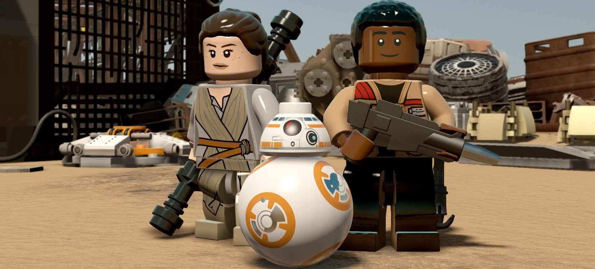 LEGO: Star Wars: The Force Awakens chuẩn bị đổ bộ Android - Tin Game Mobile