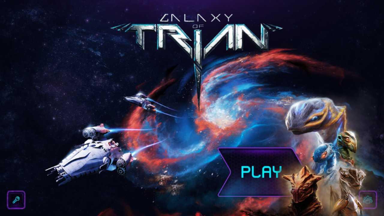 Galaxy of Trian chính thức phát hành trên iOS - Tin Game Mobile
