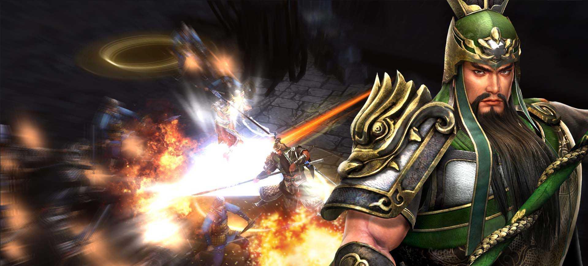 Nexon Korea chuẩn bị phát hành Project Dynasty Warriors - Tin Game Mobile