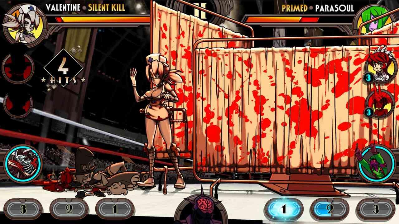 Skullgirls tung trailer, mở cửa đăng ký thử nghiệm giới hạn - Tin Game Mobile