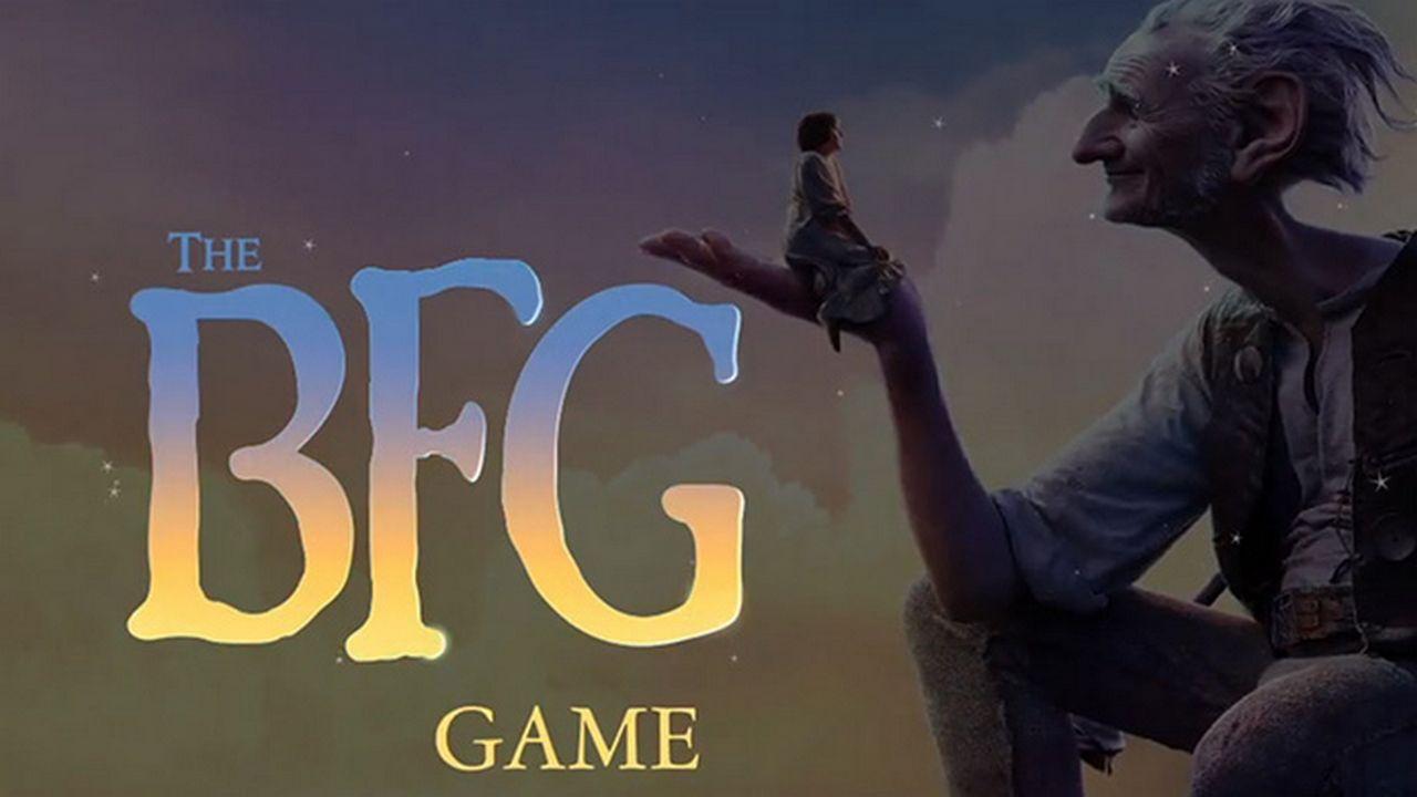 Disney phát hành tựa game giải đố ăn theo The BFG - Tin Game Mobile