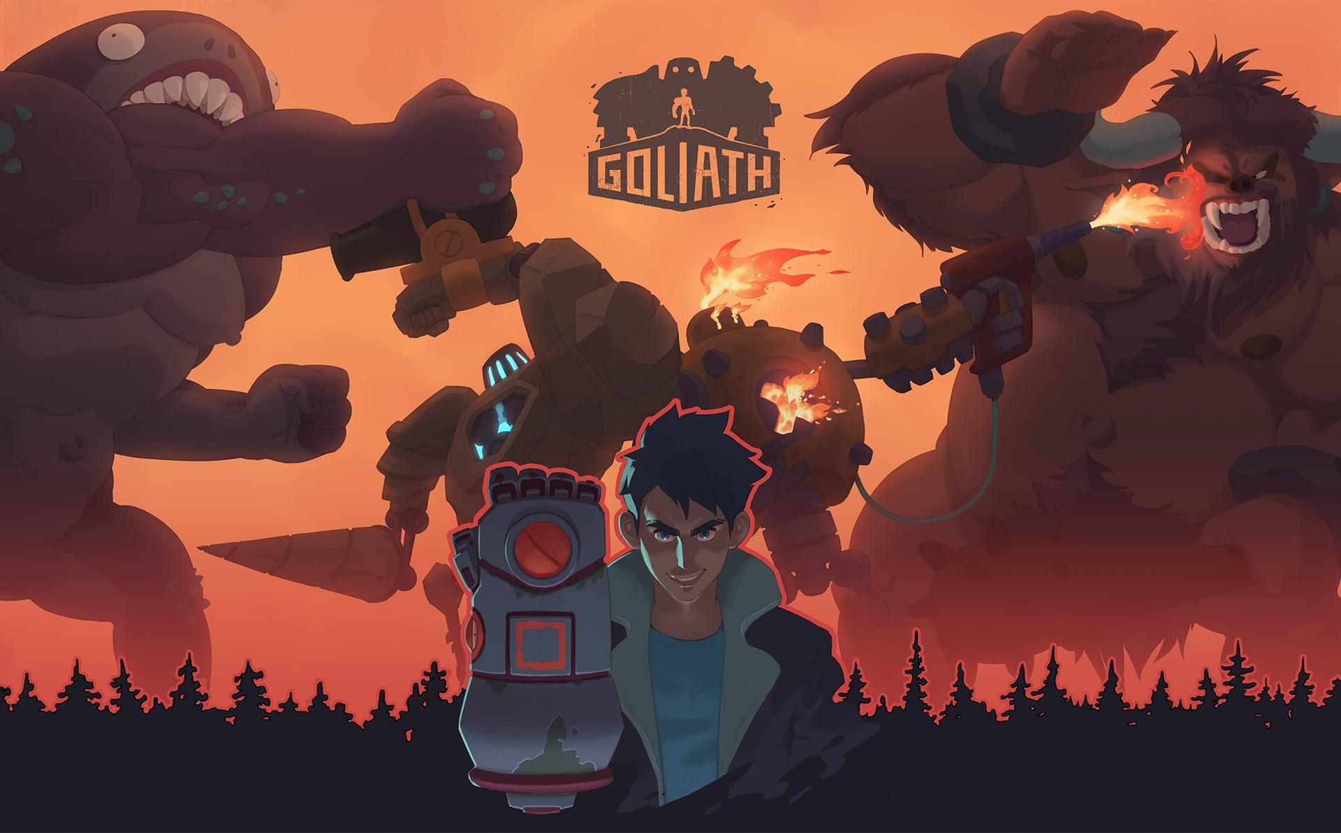 Goliath - Đánh Giá Game