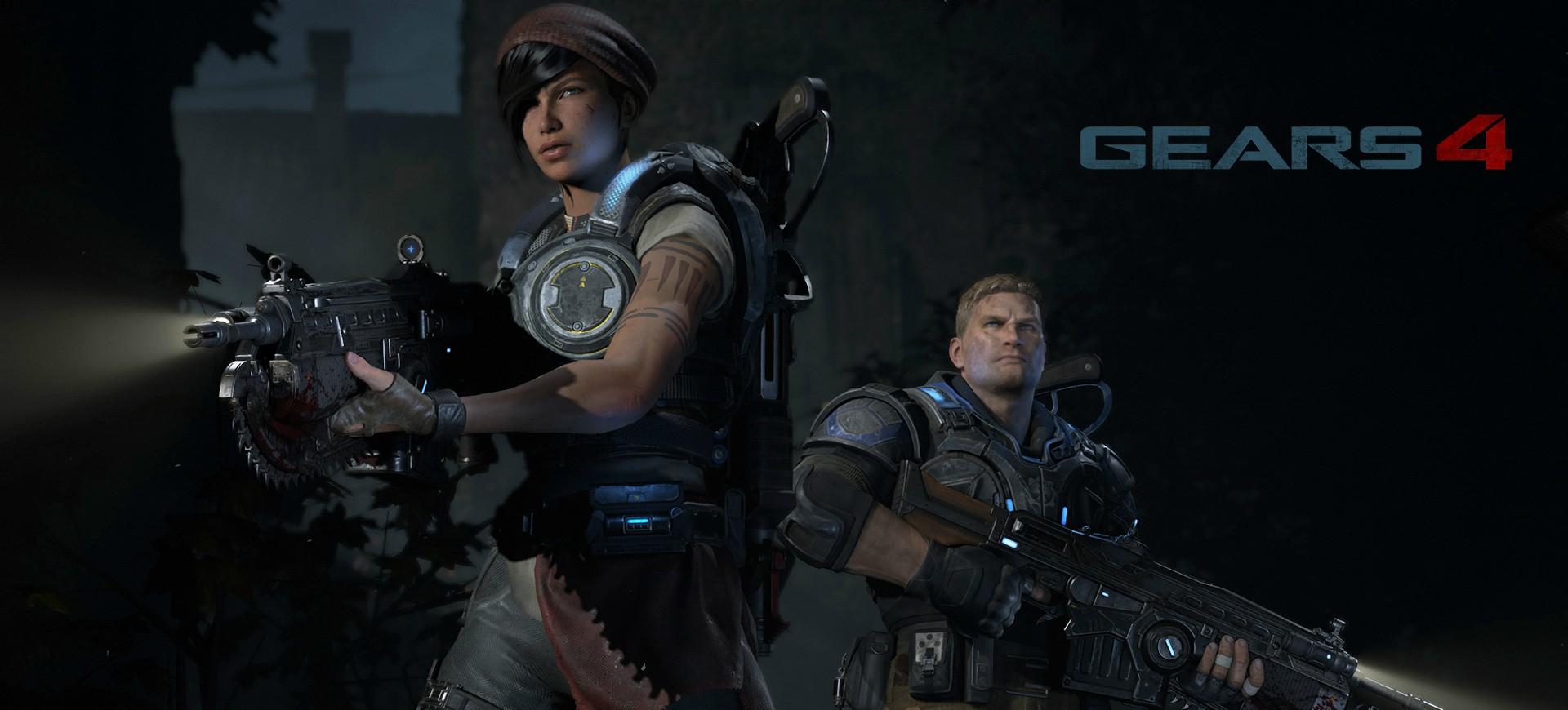 Gears of War 4 tung trailer phô diễn lối chơi đầy hấp dẫn – Tin Game