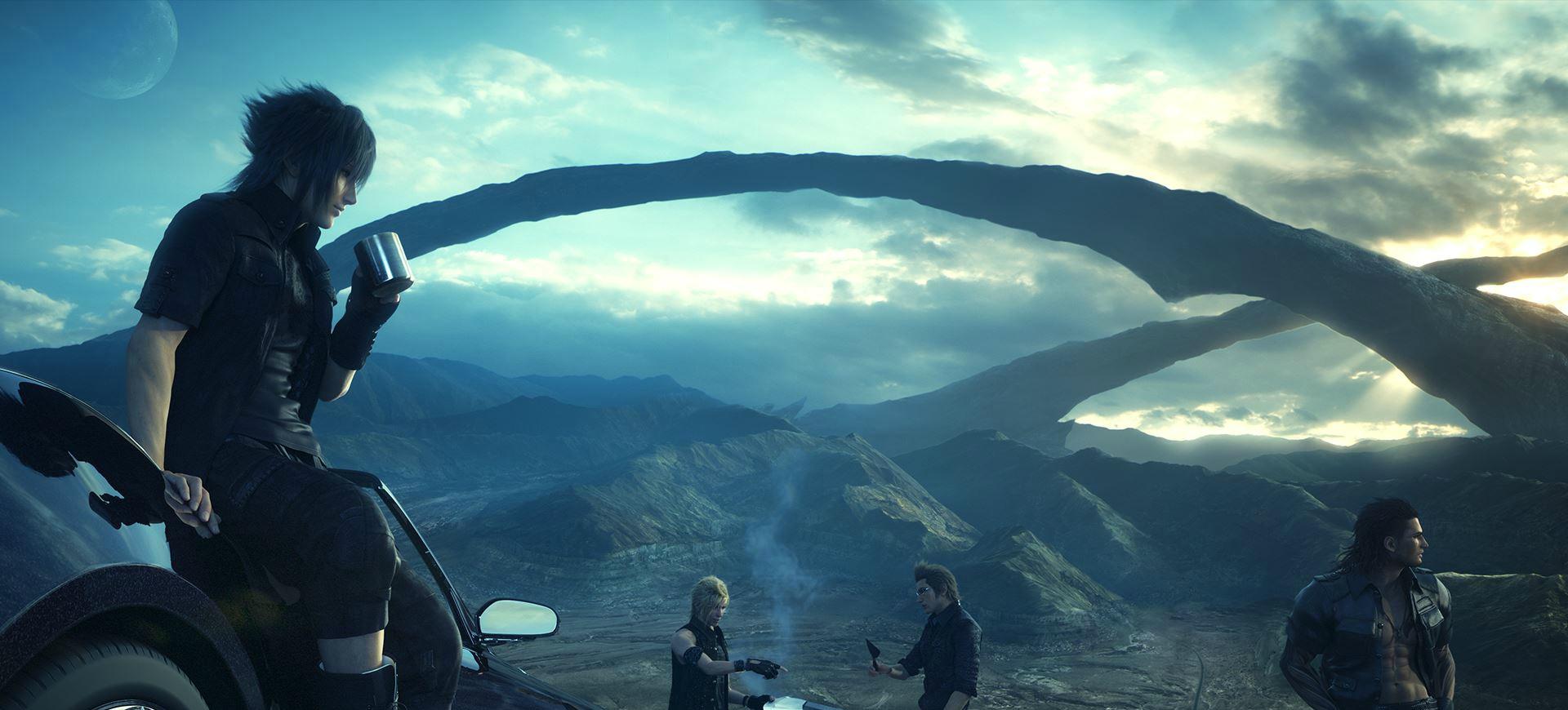 Final Fantasy XV ra mắt trailer mới – Tin Game