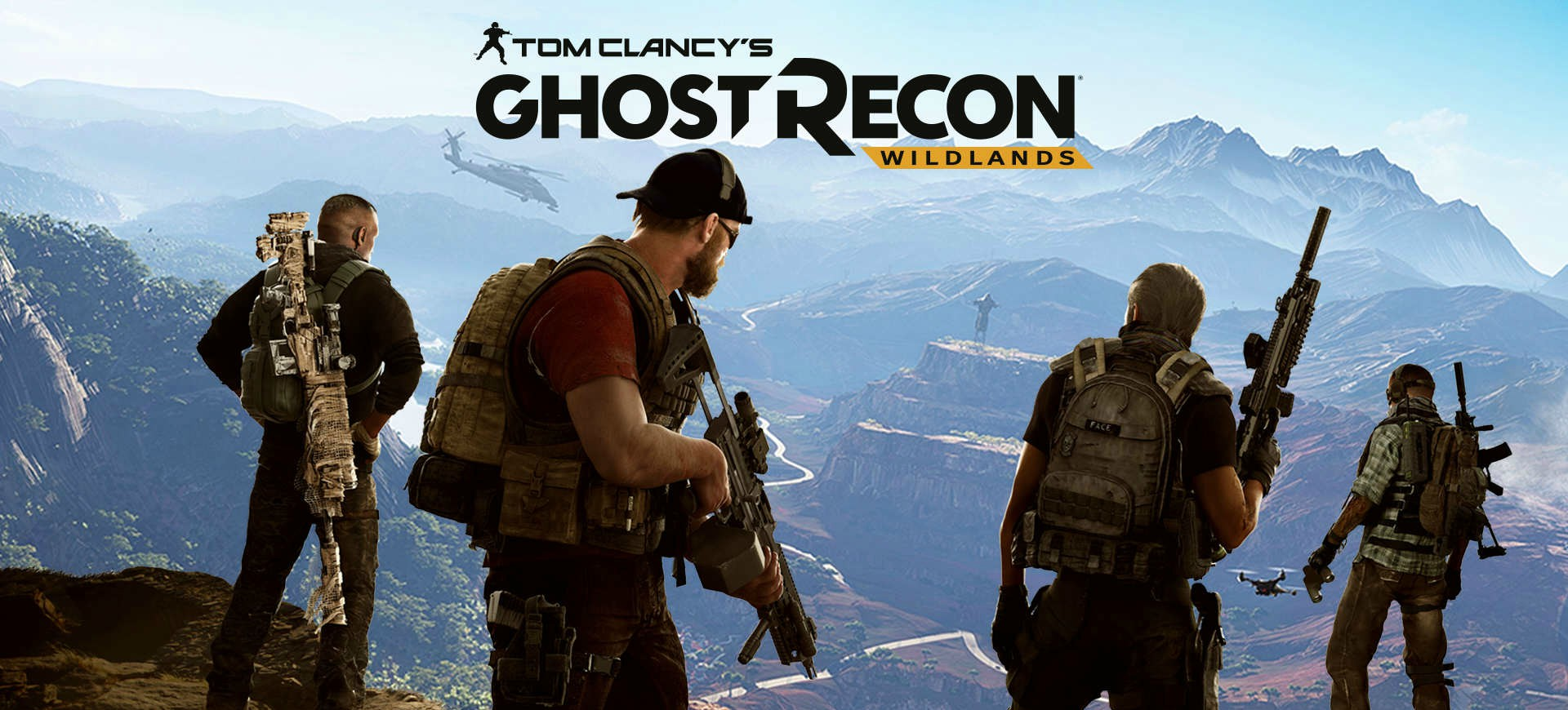 Gamescom 2016: Ghost Recon: Wildlands tung trailer mới – Tin Game