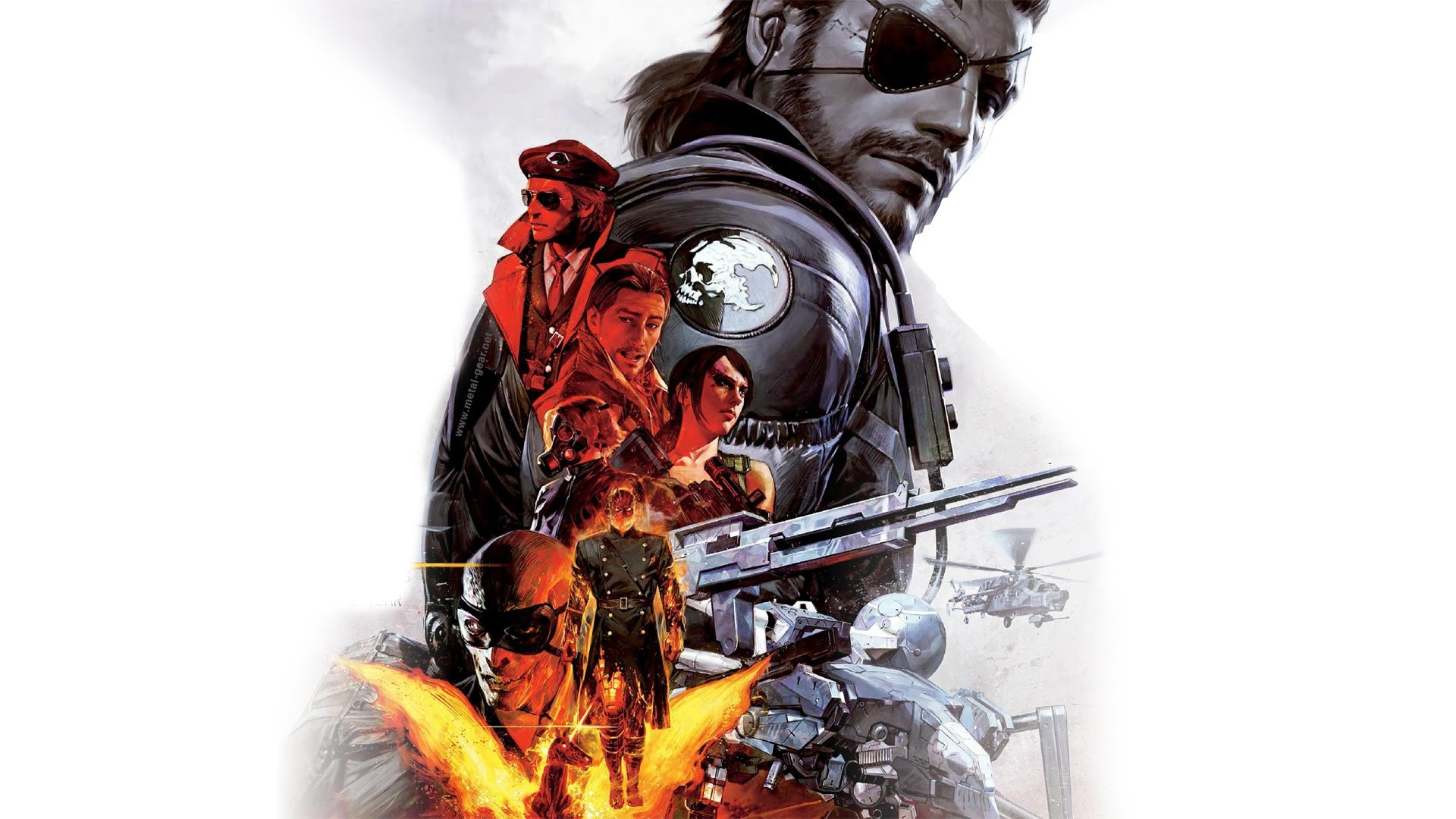 Metal Gear Solid V: Definitive Experience ra mắt tháng 10 – Tin Game