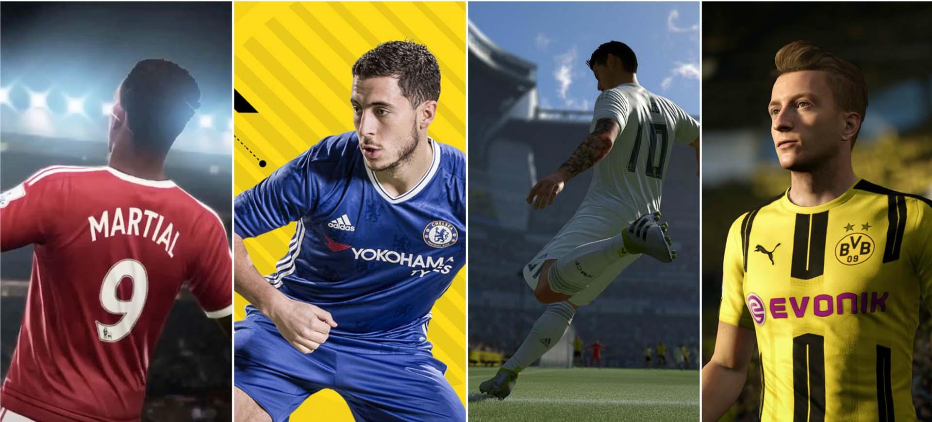 """4 tính năng """"hâm nóng"""" cách chơi của FIFA 17"""