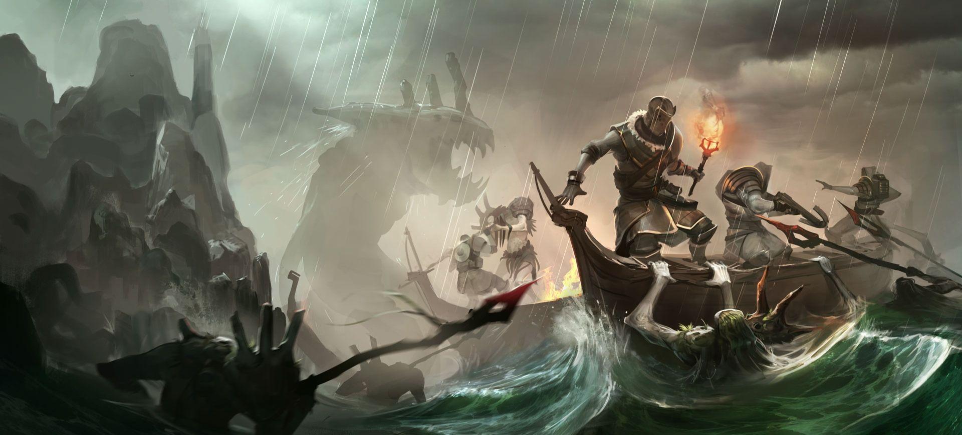 Endless Legend: Tempest - Đánh Giá Game