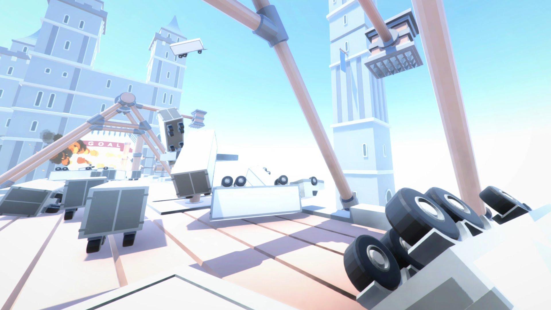 Clustertruck - Đánh Giá Game