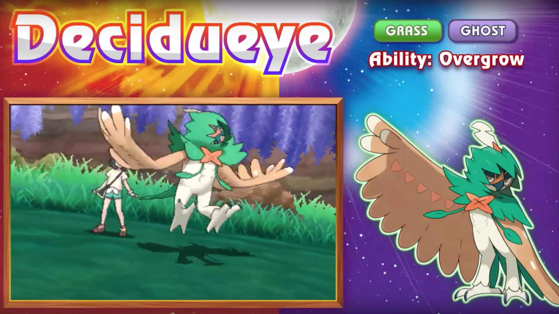 Pokémon Sun & Moon giới thiệu tiến hóa cuối của pokémon khởi đầu - Tin Game