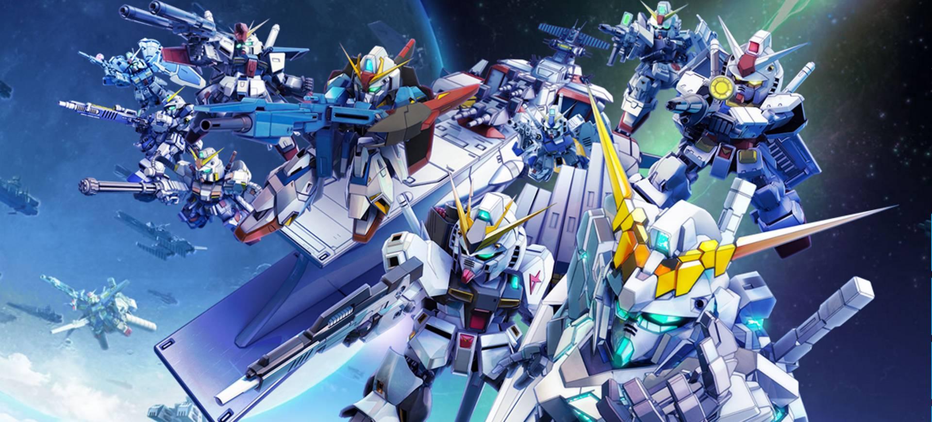SD Gundam G Generation Genesis - Đánh Giá Game