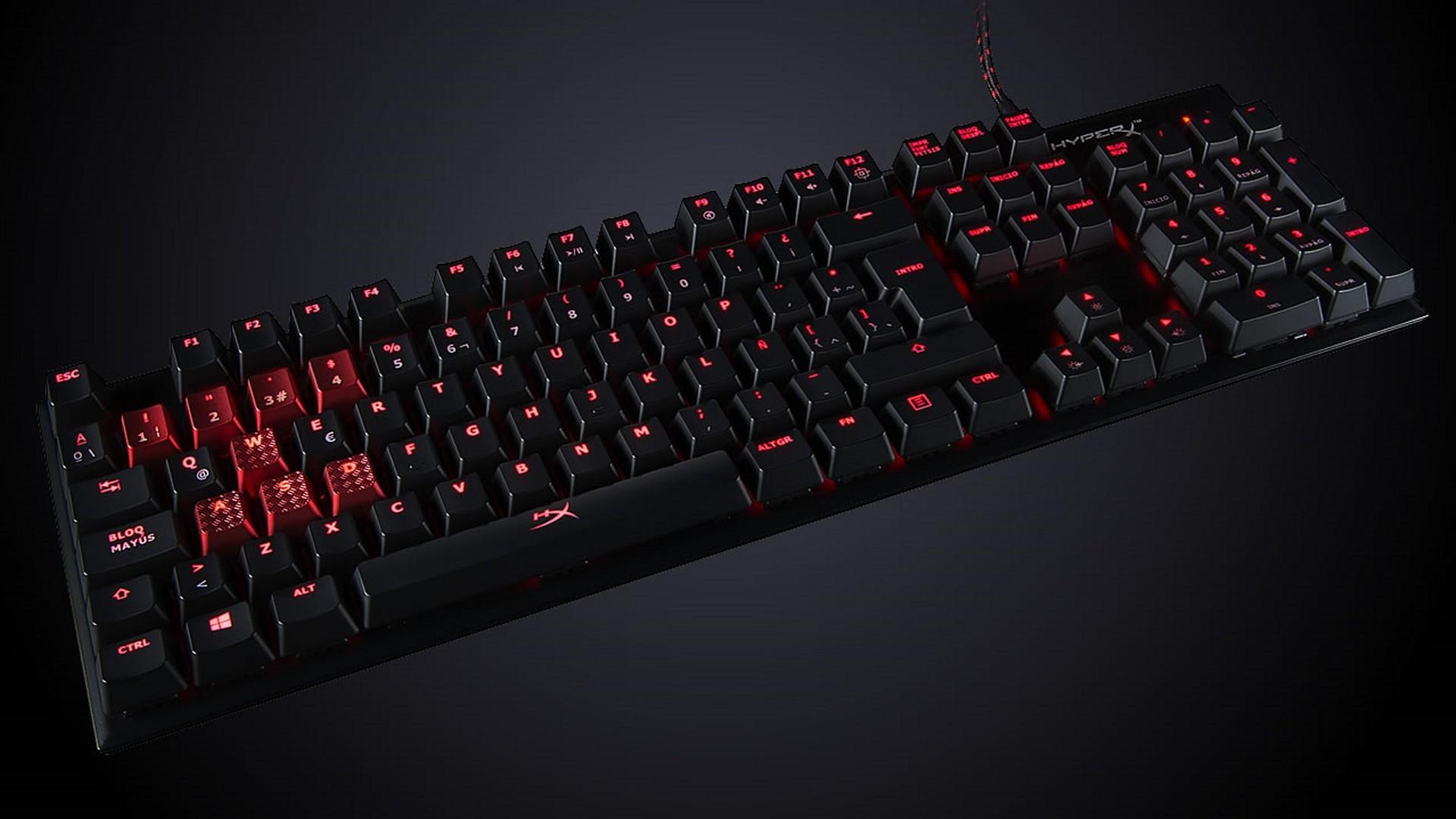 HyperX giới thiệu bàn phím chơi game ALLOY FPS