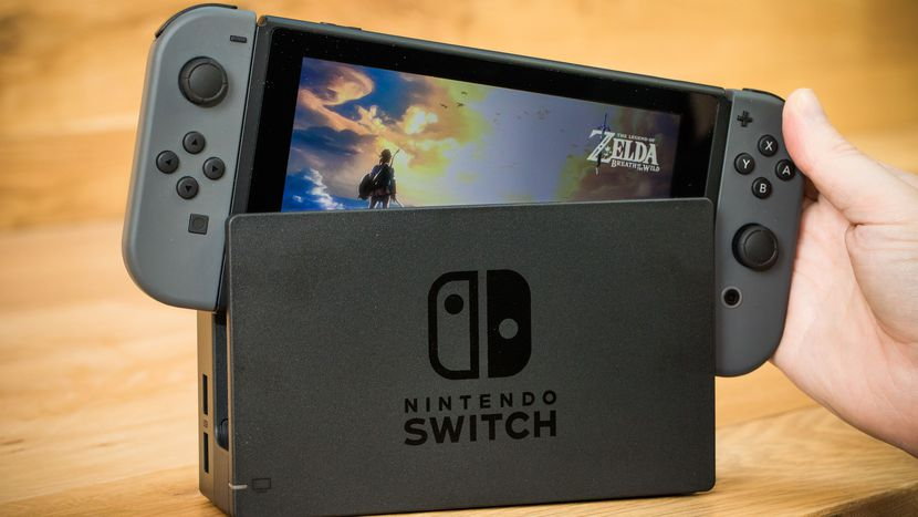Nintendo Switch thắng lớn trong tháng đầu ra mắt - Tin Game