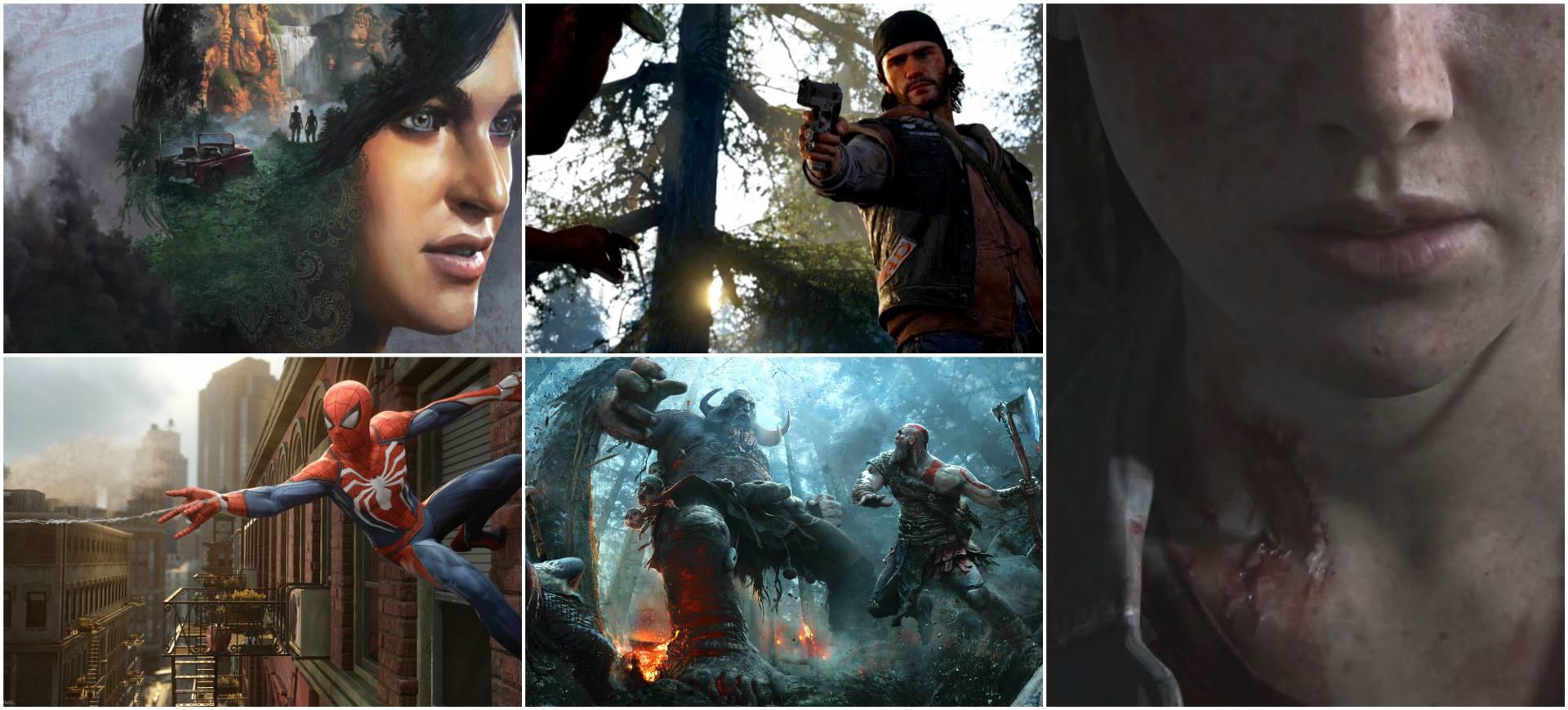 E3 2017   Sony - Vững vàng vương vị