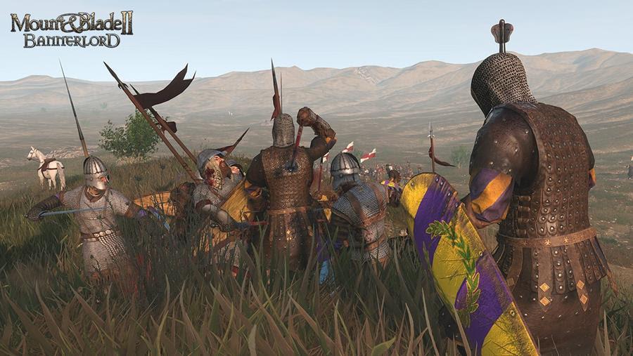 E3 2017   Mount & Blade II: Bannerlord đưa người chơi đắm mình vào chiến trường - Tin Game