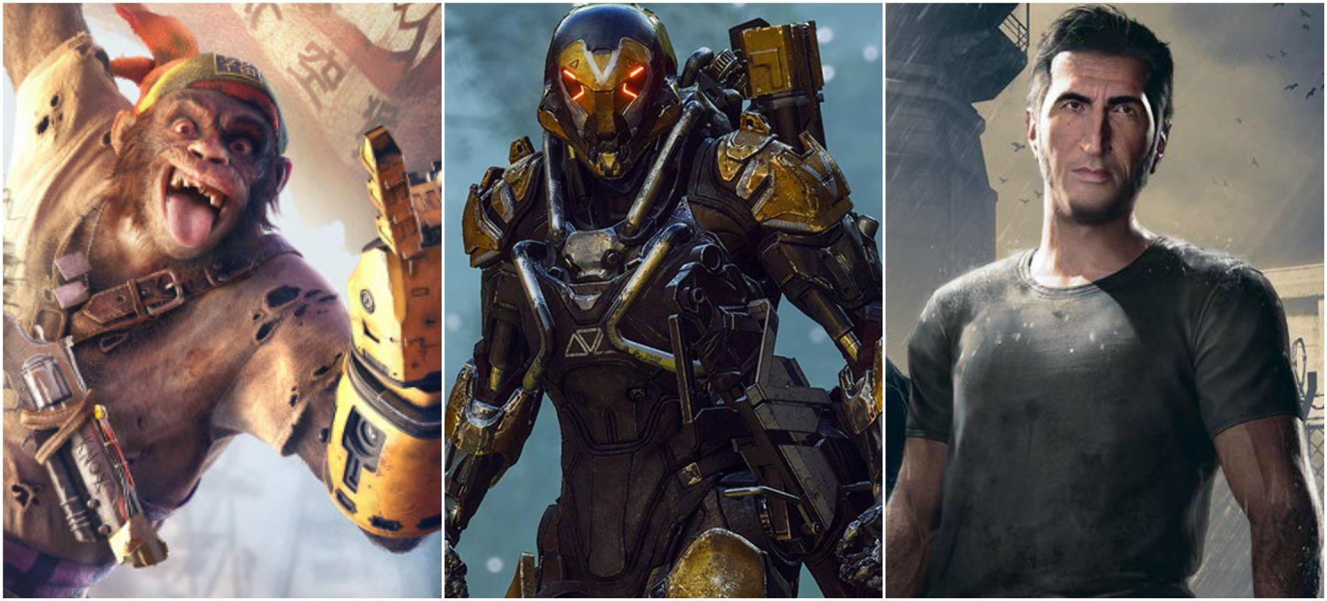 E3 2017 | 10 bất ngờ thú vị nhất!