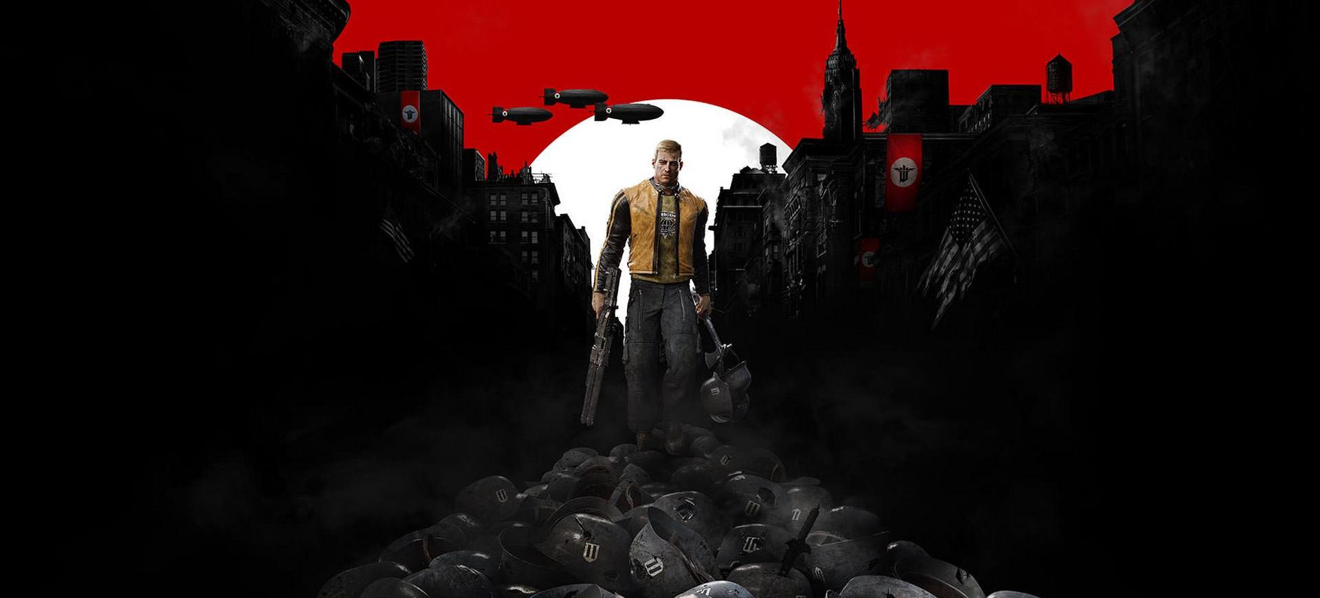 E3 2017 Wolfenstein II