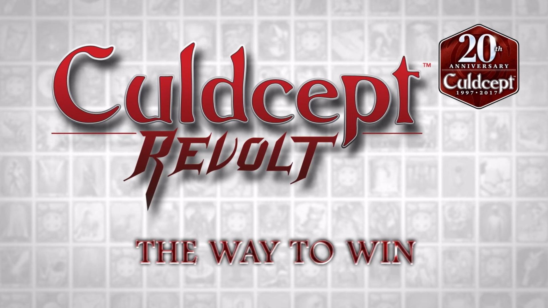Culdcept Revolt tung trailer mới – Tin Game