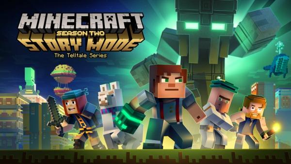 Minecraft: Story Mode - Season Two trình làng trailer chính thức - Tin Game