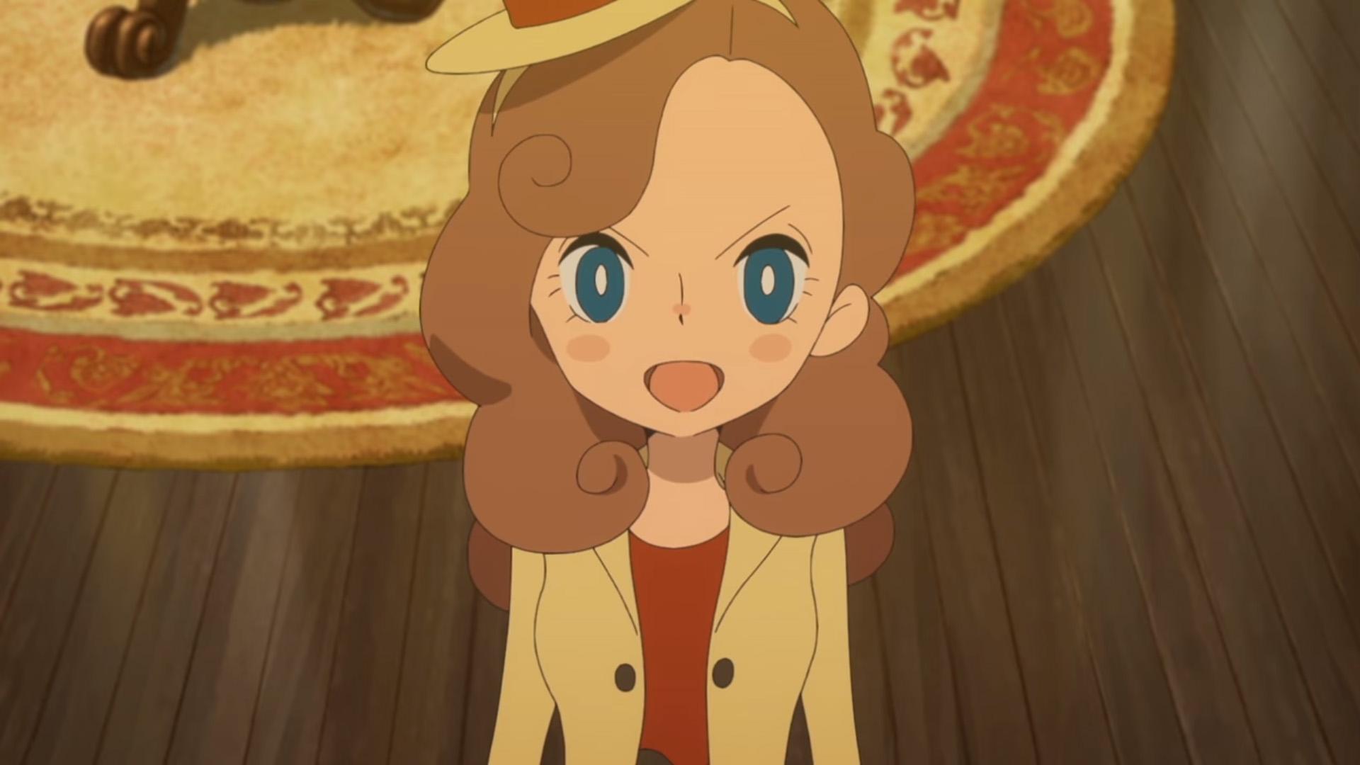 Layton's Mystery Journey hé lộ ngày ra mắt – Tin Game