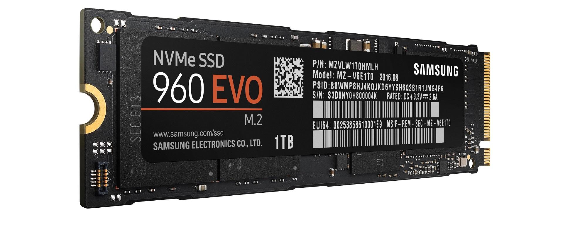 SAMSUNG 960 PRO M.2 1TB – Đánh Giá Gaming Gear