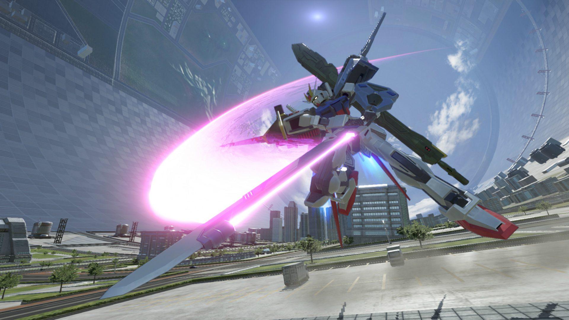 Đợt thử nghiệm mở rộng của Gundam Versus được tổ chức đầu tháng Chín này – Tin Game