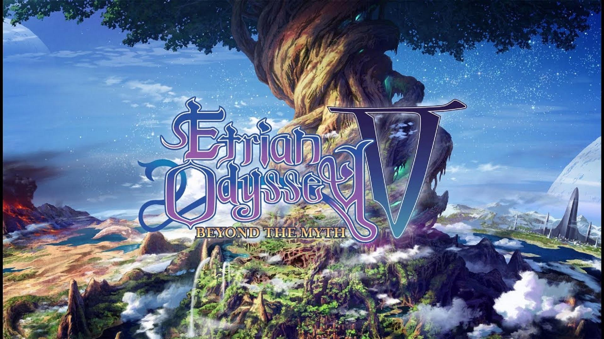 Etrian Odyssey V: Beyond the Myth tung trailer mới - Tin Game