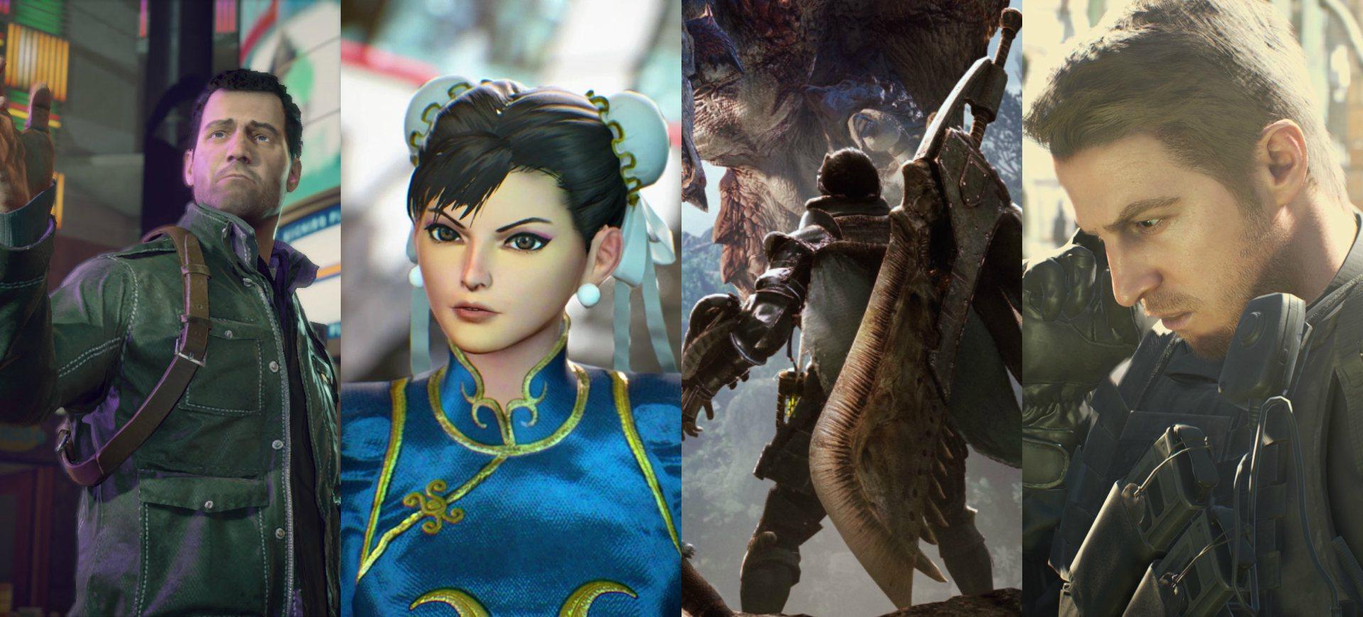 """[TGS 2017] Capcom - """"Thợ săn"""" ánh mắt"""