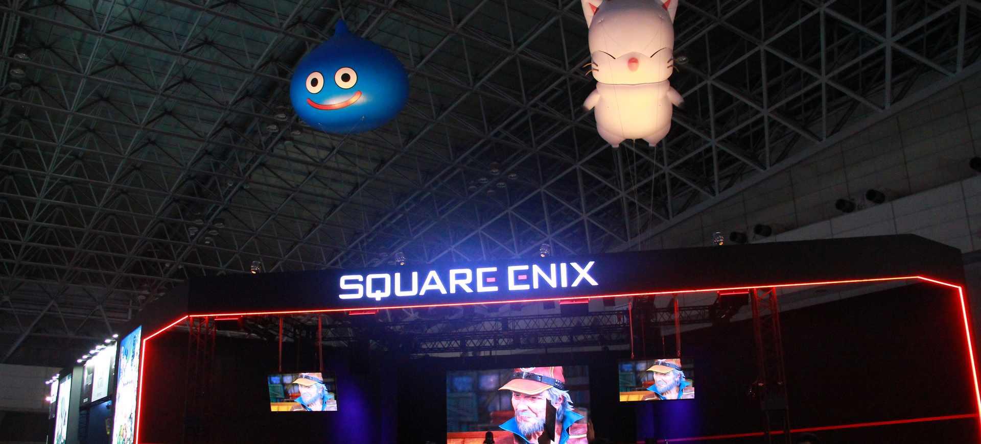 [TGS 2K17] Square Enix - Đội hình đa dạng mà vững chắc
