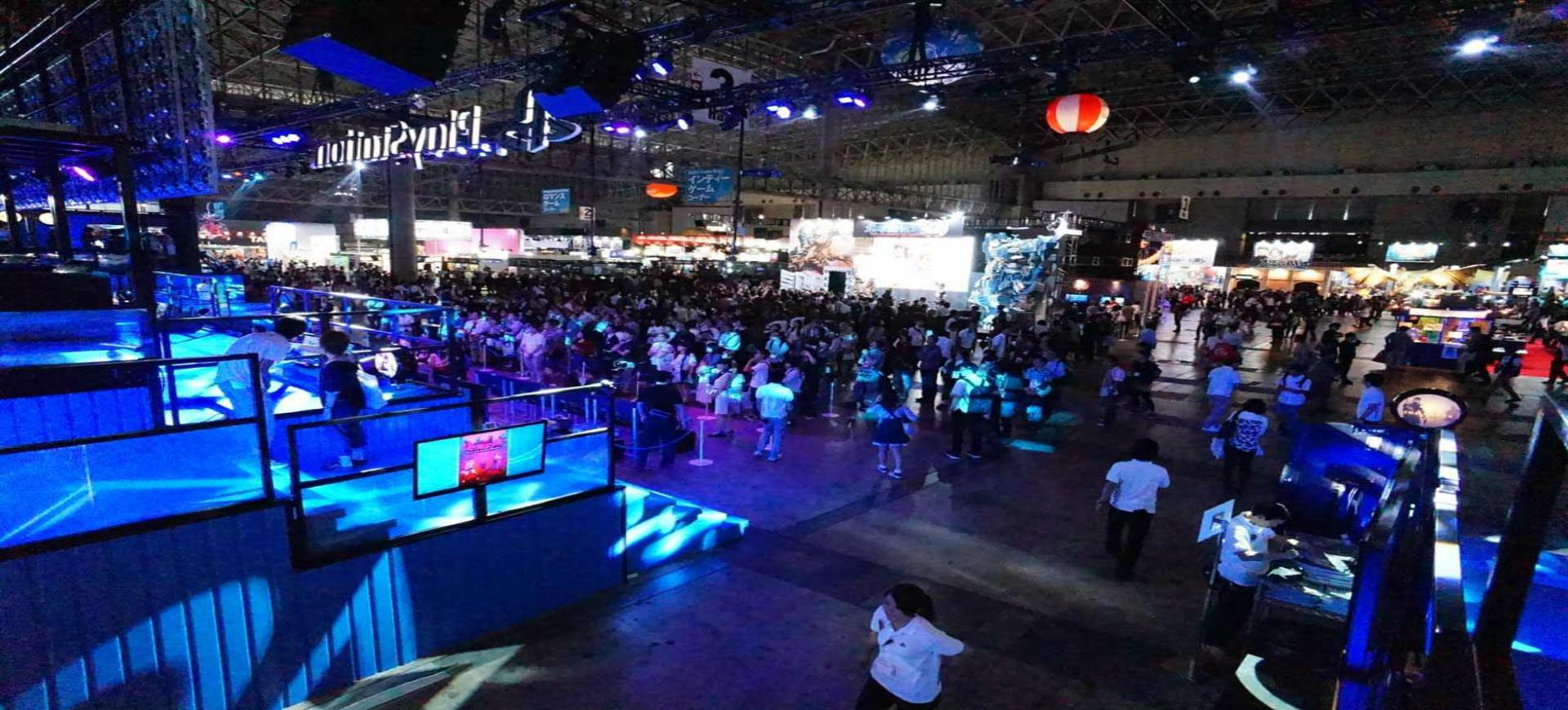 """Tokyo Game Show - """"E3"""" của nước Nhật"""