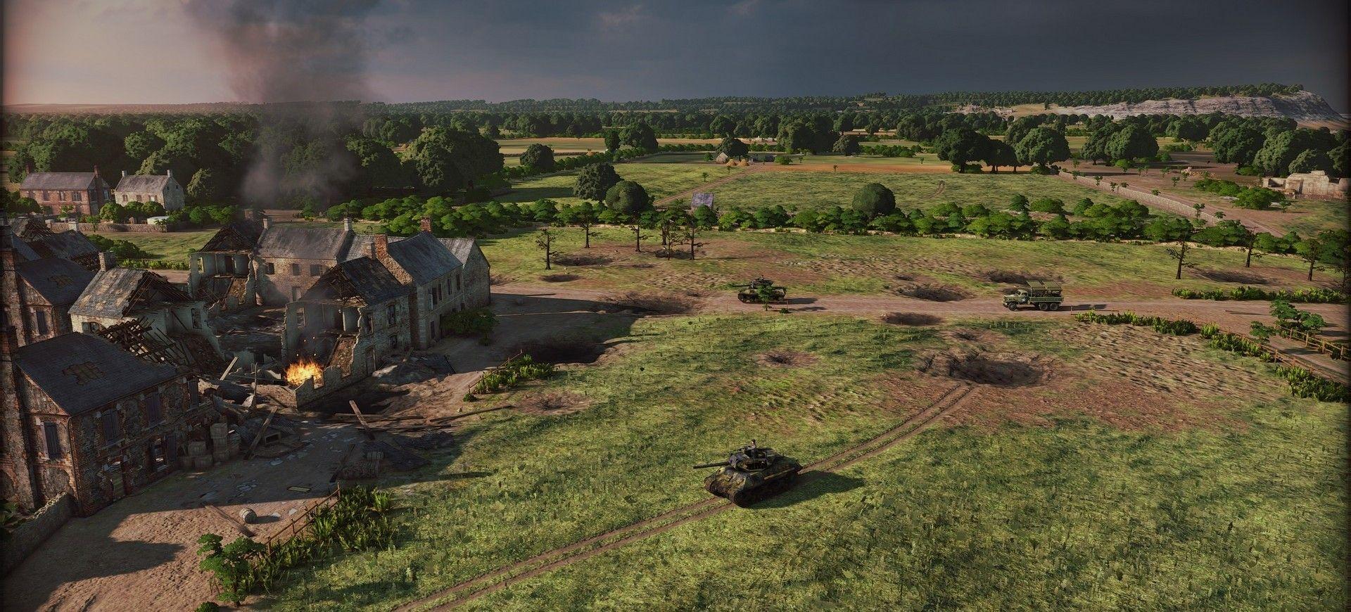 Steel Division: Normandy 44 - Đánh Giá Game
