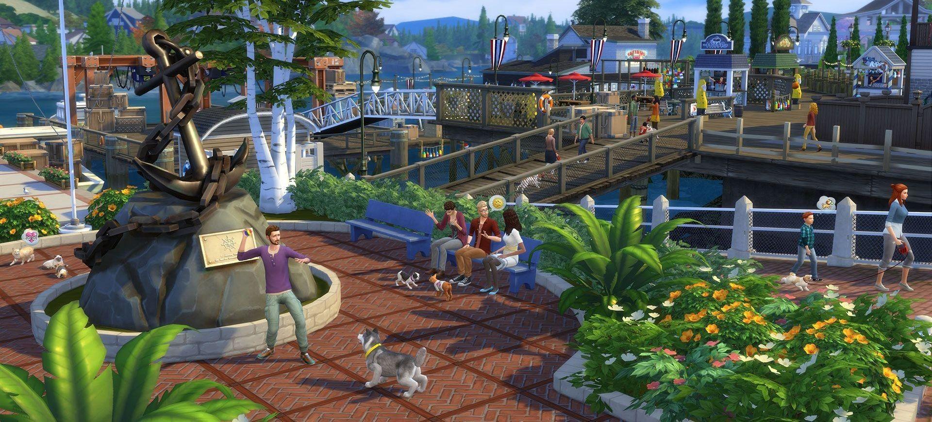 The Sims 4 Cats & Dogs - Đánh Giá Game