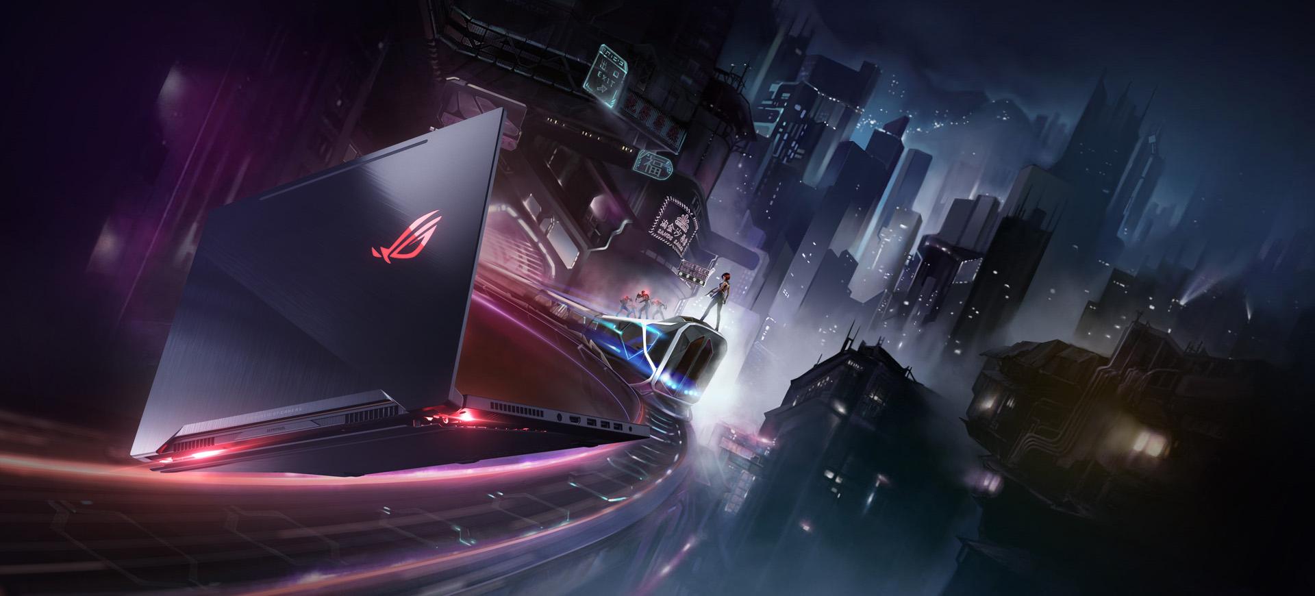 Ra mắt ROG Zephyrus M GM501 - Laptop chơi game trang bị CPU Coffee Lake và đồ họa GTX 1070 mỏng nhất thế giới! - Tin Gaming Gear