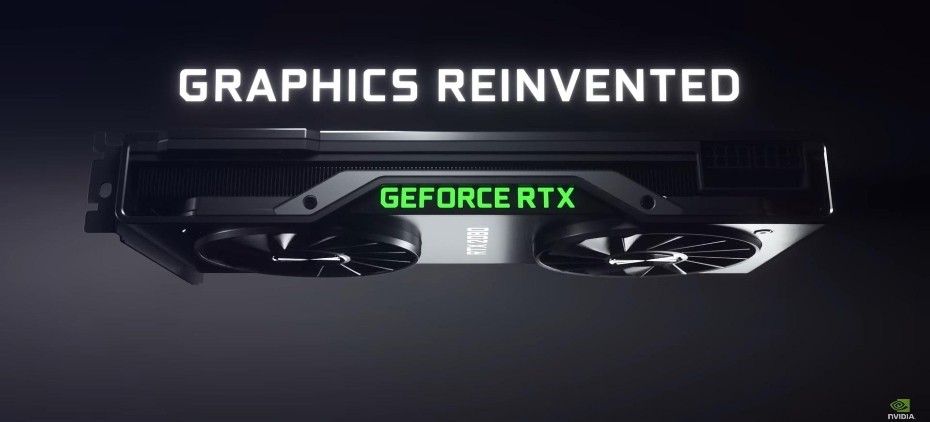 NVIDIA RTX - Đã đến lúc phải nâng cấp từ trong ra ngoài?