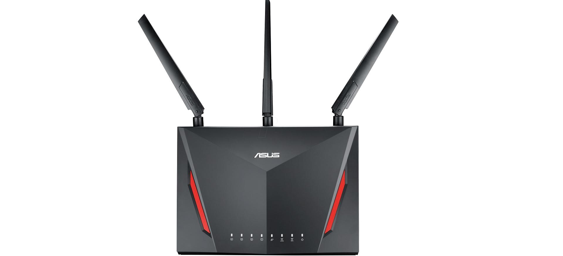 "ASUS Wireless AC2900 - Router ""khủng"" dành cho game thủ"
