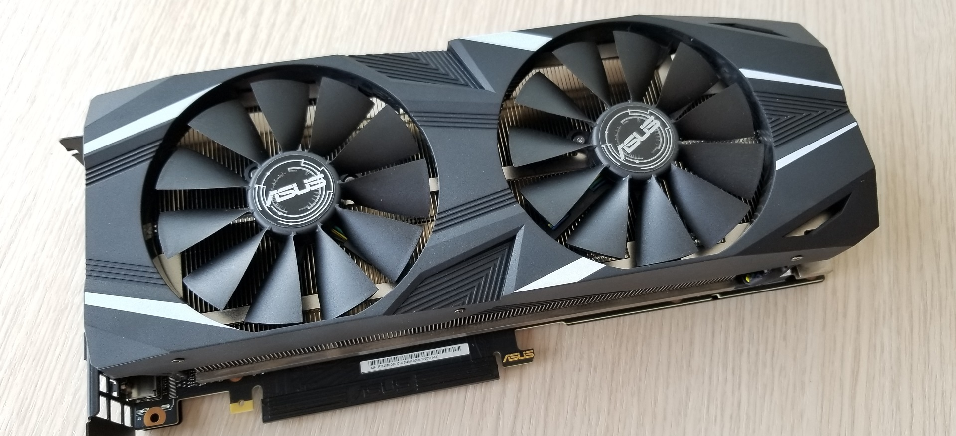 ASUS Dual RTX 2080 OC 8GB – Đánh Giá Gaming Gear