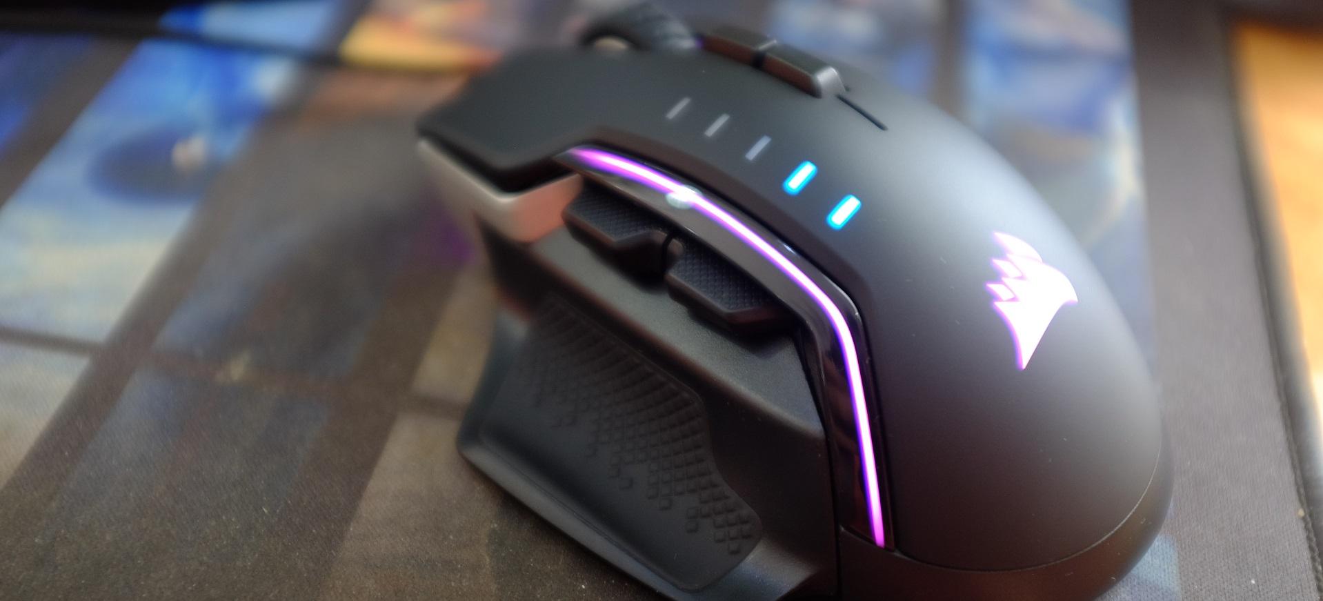 Corsair Glaive RGB Pro – Đánh giá Gaming Gear