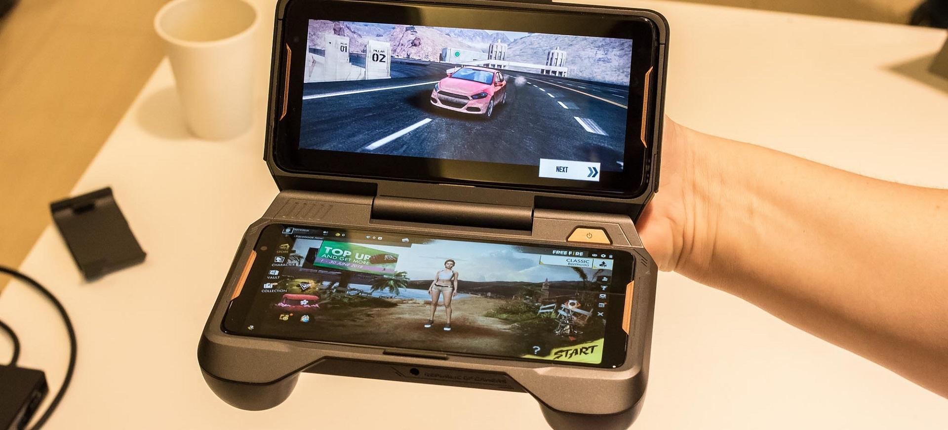 ASUS ROG Phone 2 sẽ được trang bị CPU Qualcomm Snapdragon 855 Plus