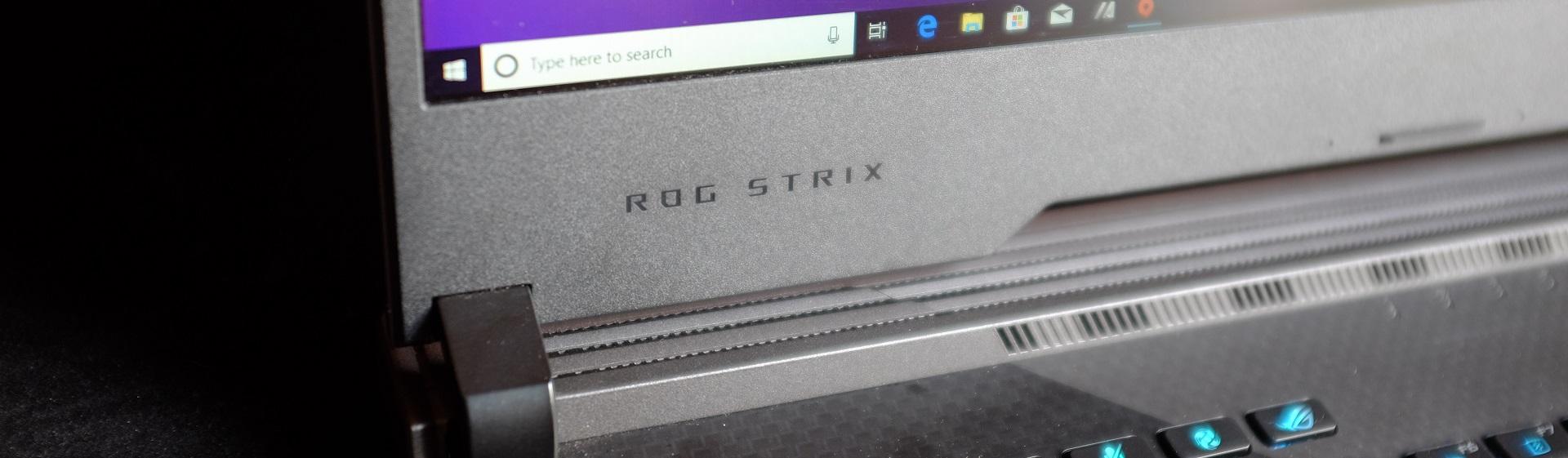 ASUS Strix SCAR III – Đánh Giá