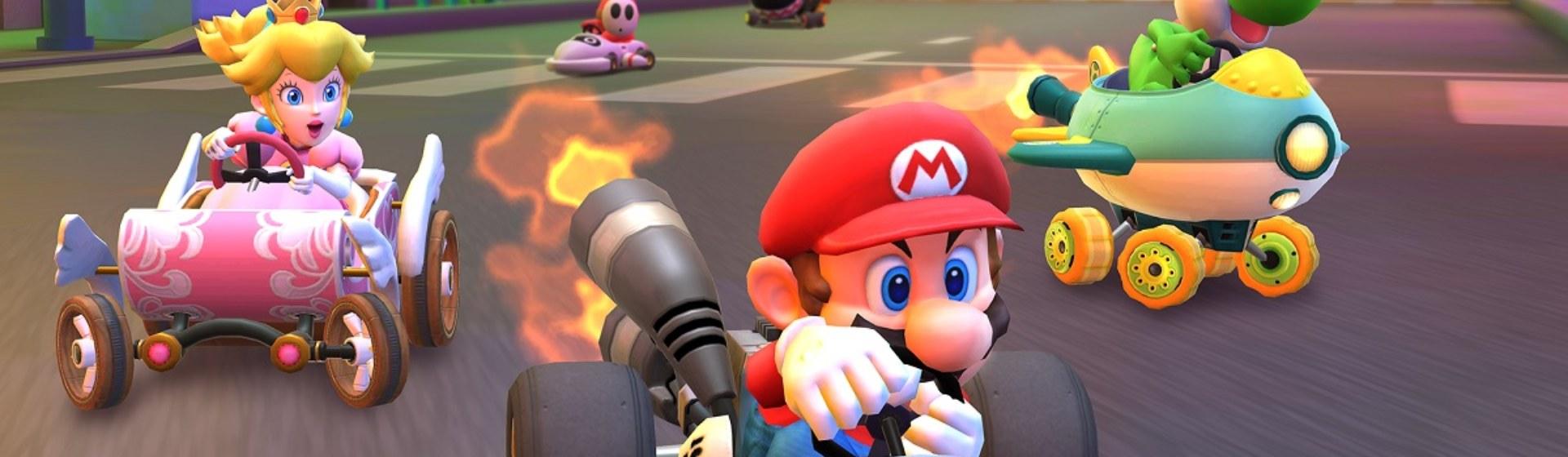 """Mario Kart Tour ra mắt gói chơi theo tháng """"Gold Pass"""""""