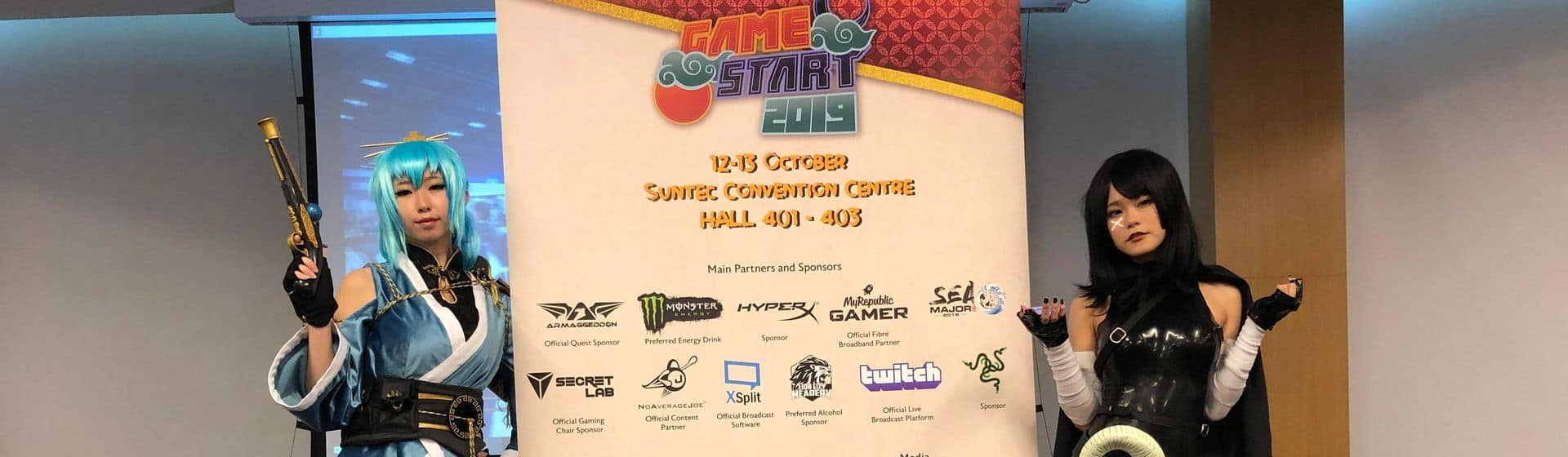 họp báo gamestart 2019