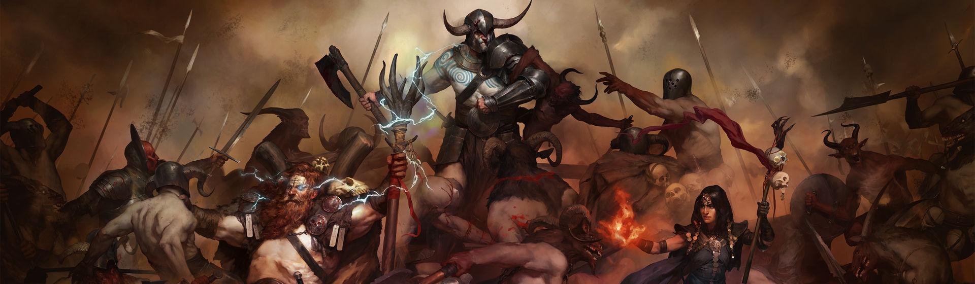 trailer Diablo IV