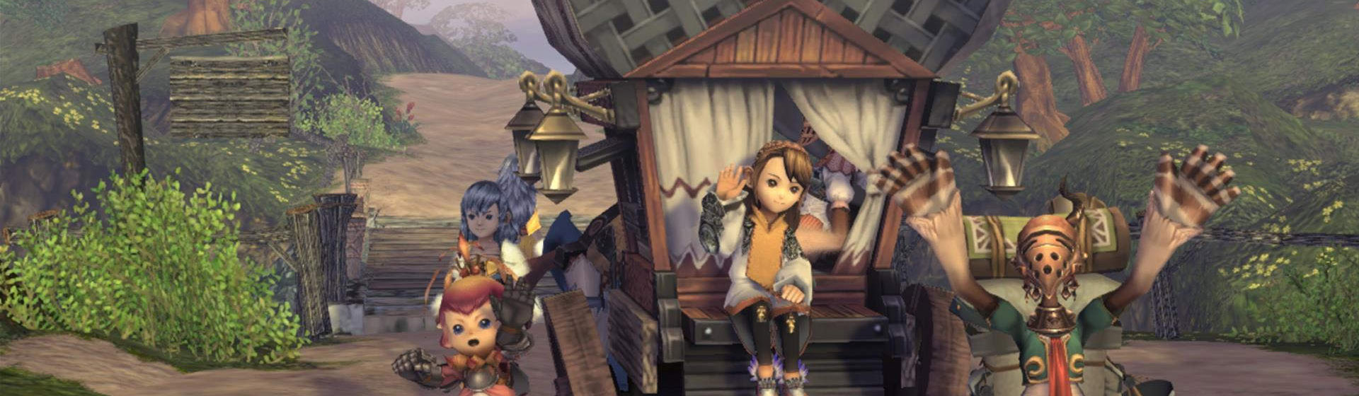 Crystal Chronicles Remastered