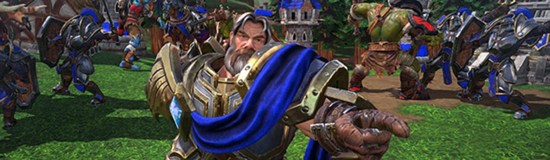 Warcraft 3: Reforge